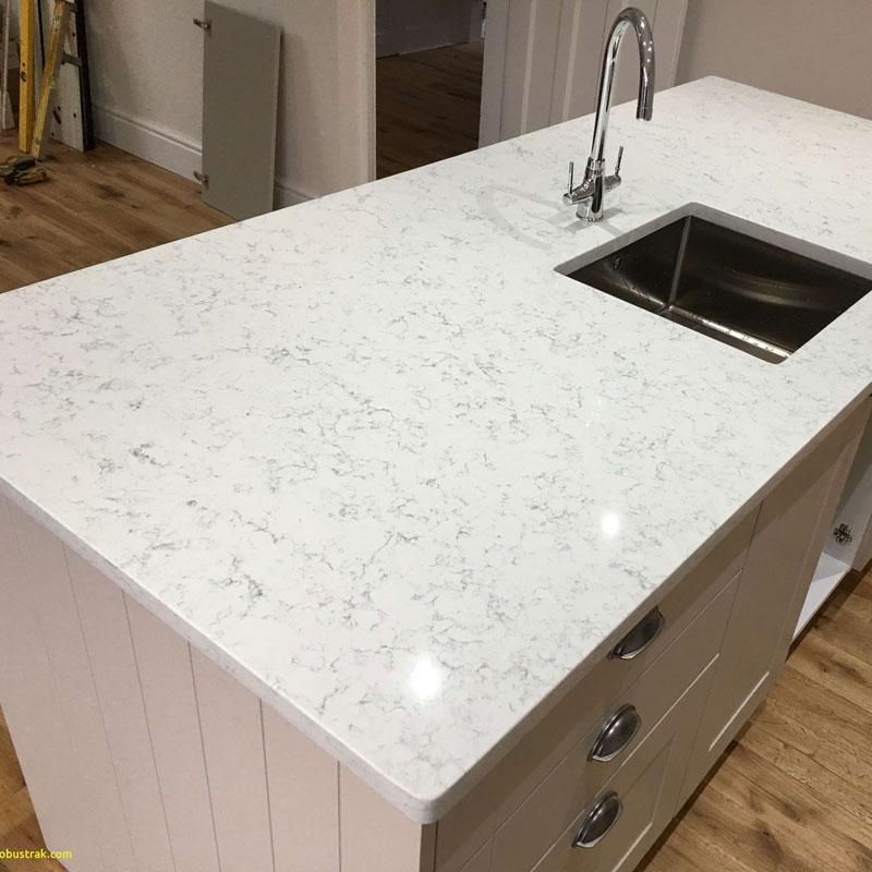 Carrara Quartz Countertops